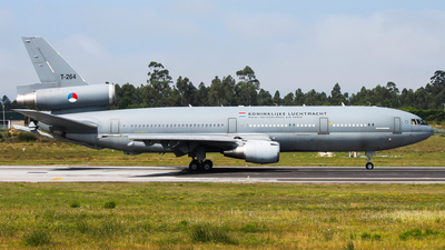T-264 - McDonnell Douglas KDC-10-30(CF) - Netherlands - Royal Air Force