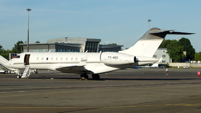 T7-MSK - Bombardier BD-700-1A11 Global 5000 - Private