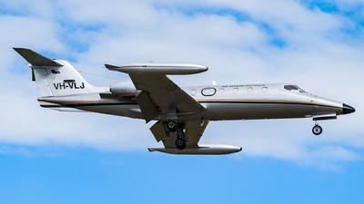 VH-VLJ - Bombardier Learjet 35A - Air Affairs Australia