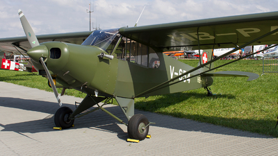 HB-PAV - Piper PA-18-150 Super Cub - Private
