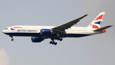 G-YMMA - Boeing 777-236(ER) - British Airways