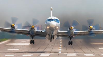 RF-75337 - Ilyushin IL-22M Bizon - Russia - Navy