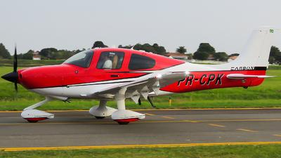 PR-CPK - Cirrus SR22-GTS G6 Carbon - Private