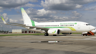 5T-CLC - Boeing 737-7EE - Mauritania Airlines