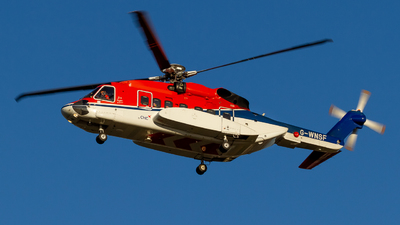 A picture of GWNSF - Sikorsky S92A Helibus - CHC Helikopter Service - © Ethan Hew - p_nilly