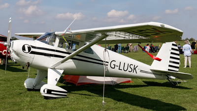 G-LUSK - Luscombe 8F Silvaire - Private