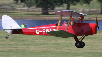 G-BWVT - De Havilland DH-82A Tiger Moth - Private