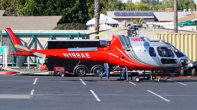 A picture of N198AE - Airbus Helicopters AS350 B3 - [3371] - © Lukas Hollnsteiner