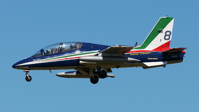 MM54539 - Aermacchi MB-339PAN - Italy - Air Force