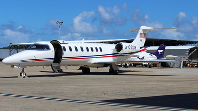 N173DS - Bombardier Learjet 45 - Private