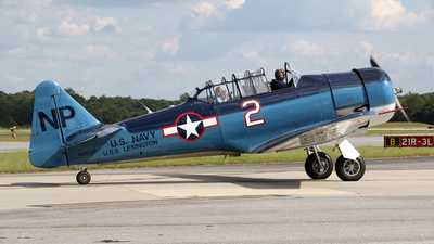 N817NP - North American AT-6 Texan - Private