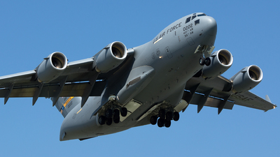 10-0222 - Boeing C-17A Globemaster III - United States - US Air Force (USAF)