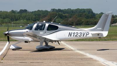 N123VP - Cirrus SR22T-GTS G6 Platinum - Private
