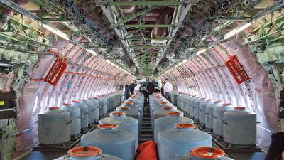 F-WZNW - Airbus A350-941 - Airbus Industrie