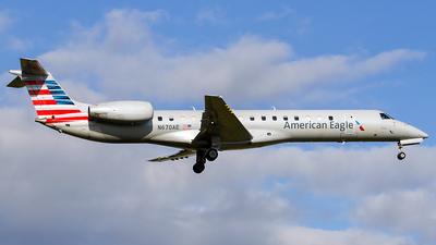 N670AE - Embraer ERJ-145LR - American Eagle (Envoy Air)