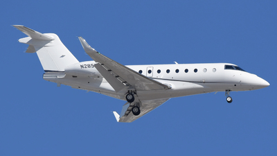 N285FA - Gulfstream G280 - Private