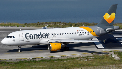 EC-NAC - Airbus A320-212 - Thomas Cook Airlines Balearics