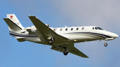 A picture of TCKIP - Cessna 560XLS Citation Excel + - [5606143] - © David Bracci - Tuscan Aviation