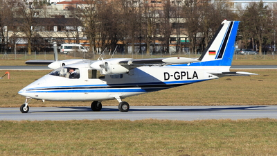 D-GPLA - Partenavia P.68C Victor - Private