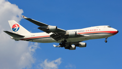 B-2426 - Boeing 747-40BERF - China Cargo Airlines