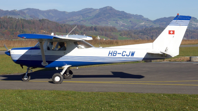 A picture of HBCJW - Cessna 152 - [15283388] - © Mirko Bleuer