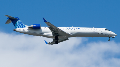 N539GJ - Bombardier CRJ-550 - United Express (GoJet Airlines)