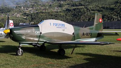 HB-RCL - Pilatus P-3-05 - P3 Flyers Ticino