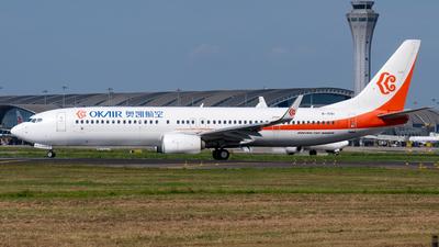 B-1581 - Boeing 737-9KFER - OK Air