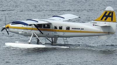 C-FODH - De Havilland Canada DHC-3T Vazar Turbine Otter - Harbour Air