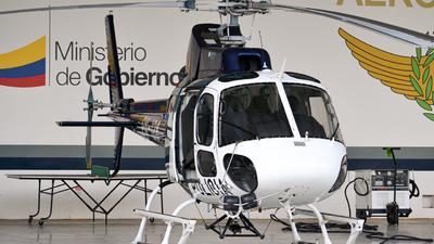 PN-128 - Eurocopter AS 350B3 Ecureuil - Ecuador - Police