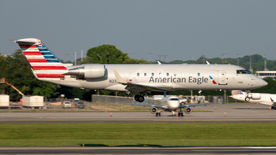 N237PS - Bombardier CRJ-200ER - American Eagle (PSA Airlines)