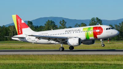 CS-TTI - Airbus A319-111 - TAP Air Portugal