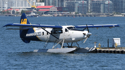 C-FHAD - De Havilland Canada DHC-3T Vazar Turbine Otter - Harbour Air