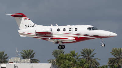 N72JT - Hawker Beechcraft 390 Premier IA - Private