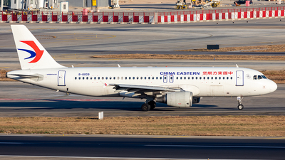 A picture of B6009 - Airbus A320214 - China Eastern Airlines - © Yan Shuai