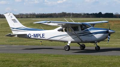 G-MPLE - Cessna 182T Skylane - Oxford Aviation Academy