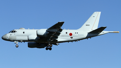 5521 - Kawasaki P-1 - Japan - Maritime Self Defence Force (JMSDF)