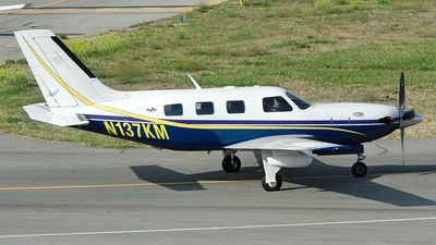 N137KM - Piper PA-46-500TP Malibu Meridian - Private