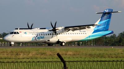 PK-GAH - ATR 72-212A(600) - Garuda Indonesia Explore