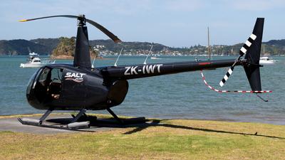 ZK-IWT - Robinson R44 Raven II - Salt Air