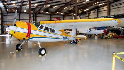 A picture of N195SE - Cessna 195 - [7857] - © Jacopo Mozzato