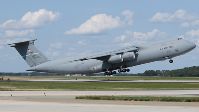 85-0007 - Lockheed C-5M Super Galaxy - United States - US Air Force (USAF)
