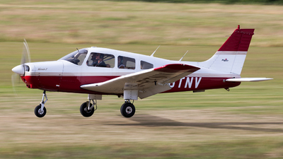 A picture of GBTNV - Piper PA28161 - [287816590] - © Paul Markman