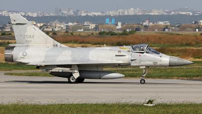 2044 - Dassault Mirage 2000-5EI - Taiwan - Air Force
