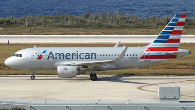 N12028 - Airbus A319-115 - American Airlines