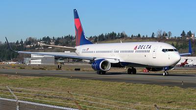 N1780B - Boeing 737-932ER - Delta Air Lines