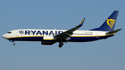 A picture of EIDWB - Boeing 7378AS - Ryanair - © Carlos Barcelo