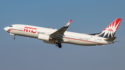 SU-BSA - Boeing 737-86Q - AMC Airlines