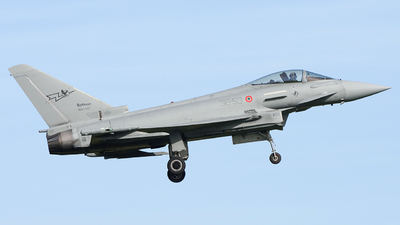 MM7347 - Eurofighter Typhoon EF2000 - Italy - Air Force