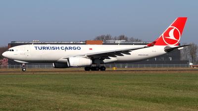 TC-JCI - Airbus A330-243F - Turkish Airlines Cargo